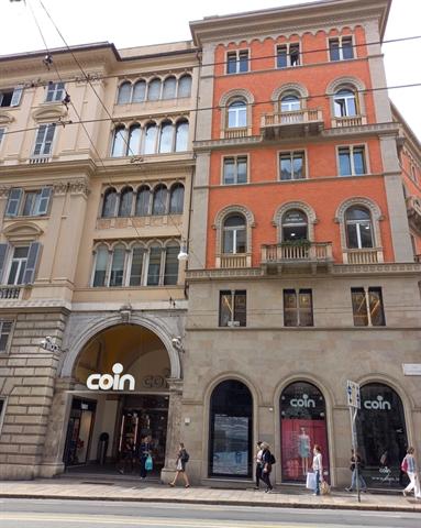 COIN Genova Teatro Margherita